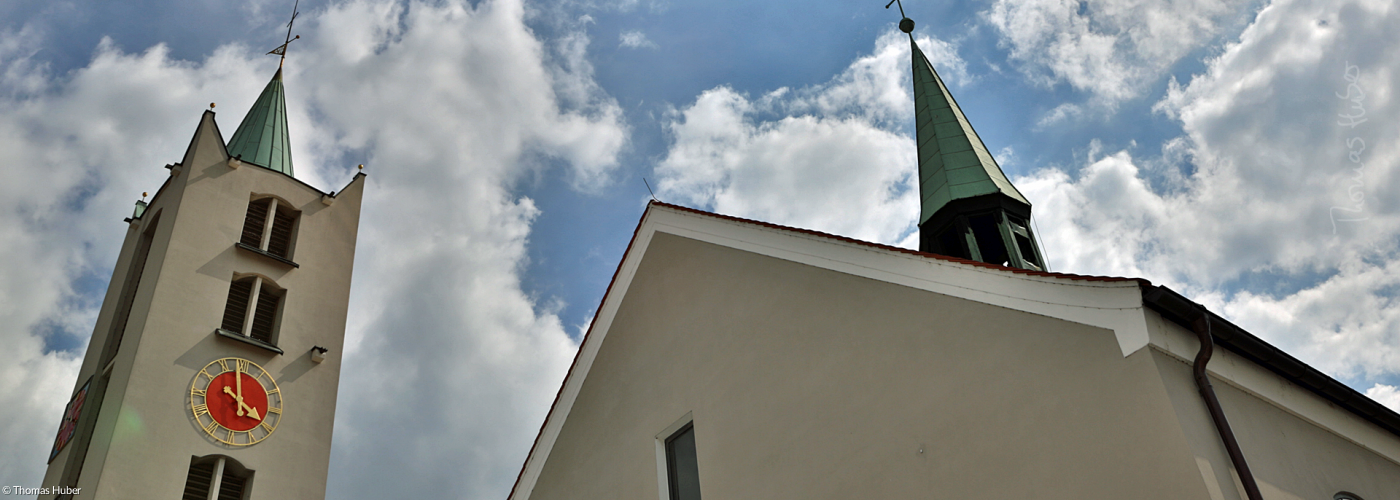 Erlöserkirche Schwandorf